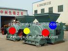 Coking coal powder/dust briquette press machine(4 rollers,hydraulic)