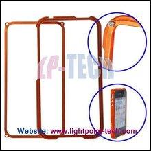 2012 New Blade Stytle Aluminum Metal Frame Bumper skin Case for iPhone 4