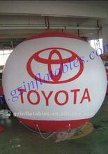 2012 {QiLing} inflatable advertising helium balloon