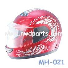 motorcycle helmet, full face helmet, child's helmet