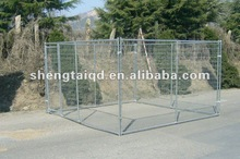 large metal dog enclosure