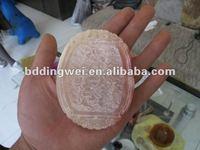 animal bone Netsuke