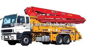 37m Small Concrete Pump HB37A