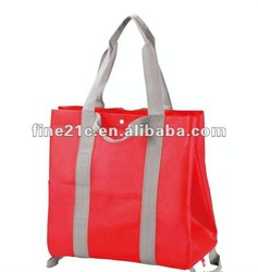 foldable shoping bag for ecological & promotional