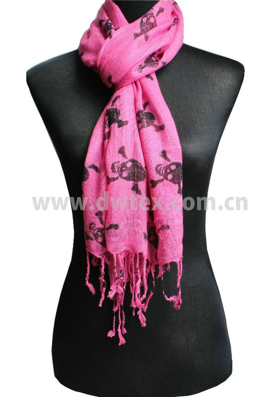 CHEAP printed pashmina scarf View pashmina scarf Dowell&OEM Product  Cheapest Pashmina Scarves