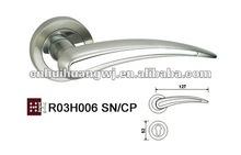 R03H006 SN/CP, mortise sliding door lock