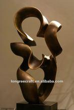 Large Metal Garden Sculpture