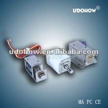 Electric bolt lock for small cabinet Safety box lock / Udohow DH-XG001