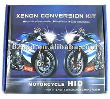 Moto headlight Hid xenon kit 12V/35W