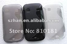 Crystal S LINE TPU Soft Plastic Gel Case For Samsung Galaxy Gio s5660
