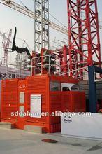 Construction hoists,Supply New China HuiYou SC100/100 Construction Hoists/Building Elevator,20 Passengers