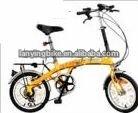 2012 popular aluminium foldable bicycle