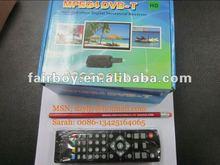 Mongolia DVB-T MPEG4 HD