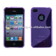 2012 for apple iphone 4 4s soft silicon cases for sale
