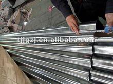 corrugated galvanized steel roofing shingle