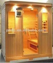 CE Approved Outdoor Wooden Far Infrared Sauna Room, Sauna Cabin, Sauna House PFD-004HB