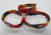 Power Negative Ion Colorful Bracelet