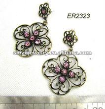 unique design high quality 2012 fashion earrings