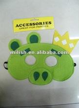halloween custom PVC cartoon children mask MPM-238
