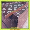 film faced plywood poplar core brown film faced plywood