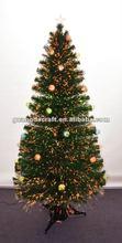 Fashion Christmas fiber optic LED tree CE&Rohs Christmas ornament