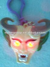2012 New Flashing magic monster keychain