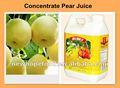 6 Times orgánico pera concentrado de jugo