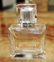 Tatricia whosale transparent crystal perfume bottle