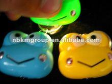 2012 New Flashing frog keychain