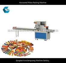 Sweet Lollipops Packaging Machines with High Speed