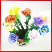 fashion novelty flower pen