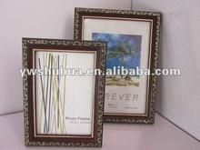 2012 hot sales Eco-friendly plastic photo frame for Decoration