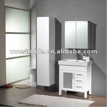 Best selling wooden furniture model,bathroom vanity cabinet