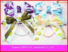 2012 new design ribbon hair band