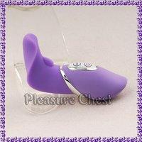 Super silence tongue vibe, 100% waterproof sex toys g-spot vibrator