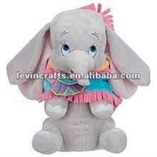 baby elephant plush doll