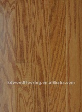 America red oak engineered wood flooring UV Coating