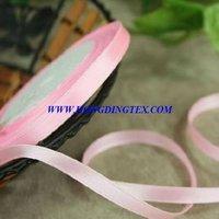 thin satin ribbon manufacture