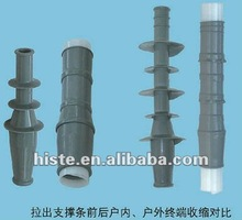Cold shrinkable outdoor termination/cable middle joint tube