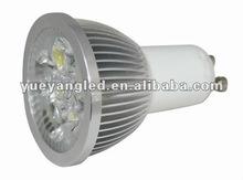 indoor use 4x1w gu10 led spot light