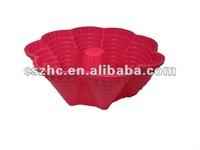 2012 popular silicone cupcake form