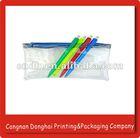 vinyl pencil pouch