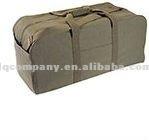 military canvas duffle Bag