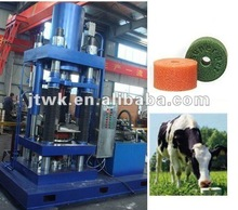hydraulic PLC control cow/sheep salt lick block making machine