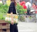 moda senhora de lazer bolsa retro