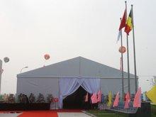 Long term warehouse tent