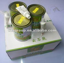 2012 enviroment green marble epoxy adhesive