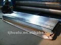 Chapa de aço galvanizado para telhados com largura/ pitch 76mm