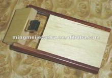 new model 360 degree swivel recycle wooden usb flash drive usb stick