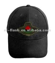 Beautiful EL hat for outdoor using